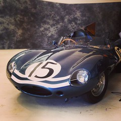 model car(0.0), race car(1.0), automobile(1.0), vehicle(1.0), performance car(1.0), automotive design(1.0), jaguar d-type(1.0), jaguar e-type(1.0), land vehicle(1.0), supercar(1.0),