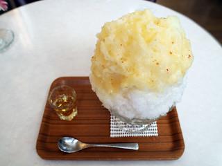 Japanese Ice Shaved | Apple