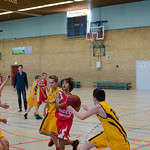 20141101 - BC Virtus U14-1 - BBF Migliore U14-1