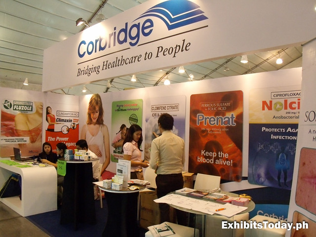 Corbridge Exhibit Stand