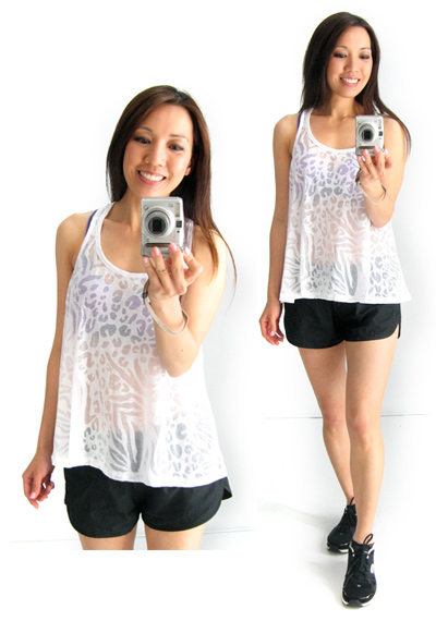 Burn Out Tanks from FashionJunkee
