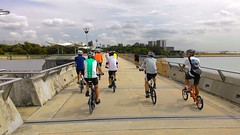 15 Nov ride into the City
