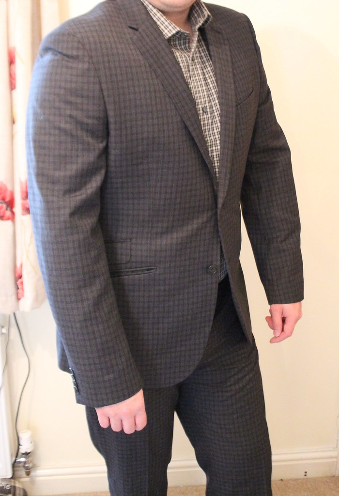 Matalan Ford Suit