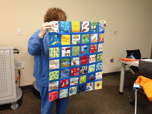 January 2015 Tampa Modern Quilt Guild