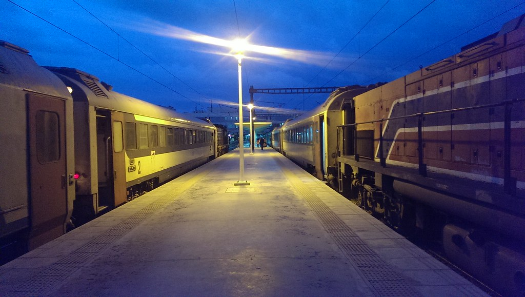 Tunis Grande Train Station