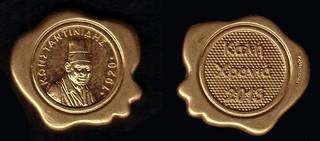 Konstantinidis bread token