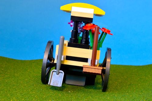 Flower cart 2