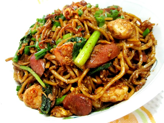 STP's fried noodles 3