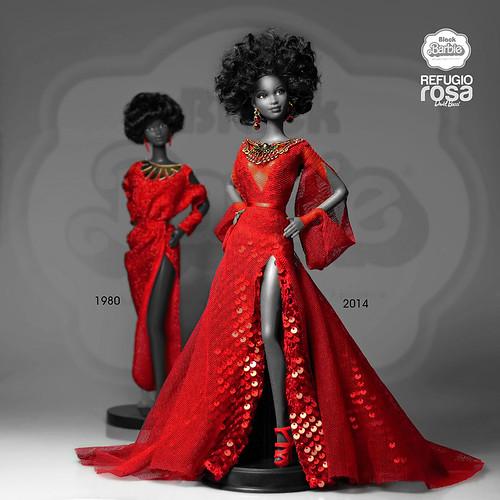 Black Barbie 2014