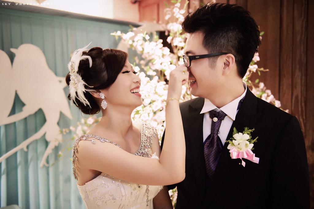 天空婚禮攝影165