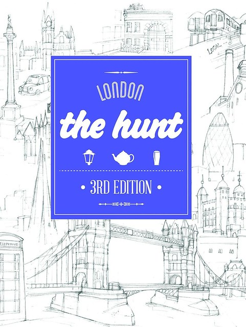 The Hunt London (Hunt Guides)