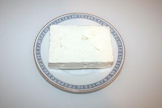 10 - Zutat Feta / Ingredient feta
