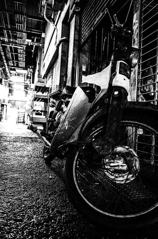 はたらくバイク