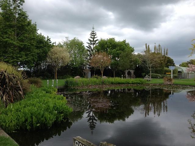 Ngatea Water Garden