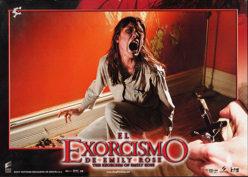 2005 EL EXORCISMO DE EMILY ROSE. The Exorcism of Emily Rose. Scott Derrickson