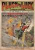 Pluck and Luck Dime Novel Pulp Magazine: 1909 Fireman Story