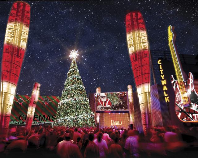 Grinchmas 2014 at Universal Studios Hollywood