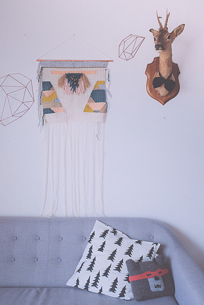 tissage mural  made in France