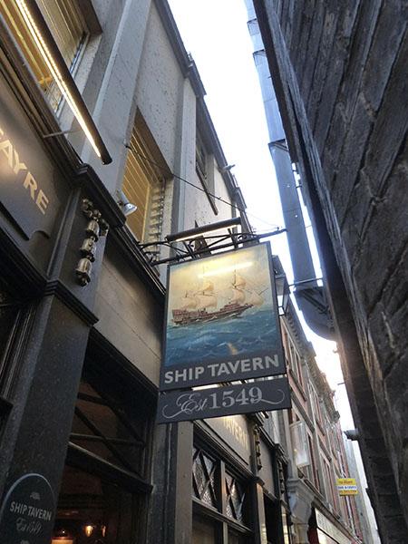 ship tavern