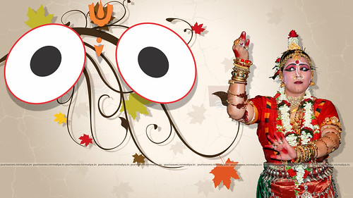 Mahari Dance Wallpaper Lord Jagannath HD