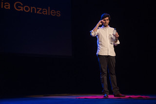 TEDxGroningen 2014: Rodrigo Garcia Gonzales