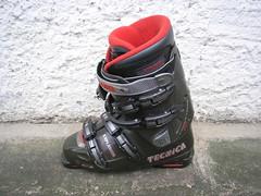 Lyžařské boty Tecnika - titulní fotka
