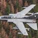 IX(B) Squadron RAF Tornado GR4 'Batman flight' by Tom Dean.