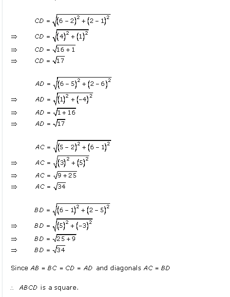 RD-Sharma-class 10-Solutions-Chapter-14-Coordinate Gometry-Ex-14.2-Q29 i