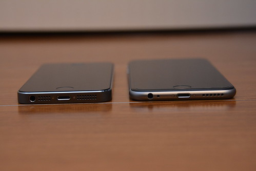 iPhoe5s & iPhone6