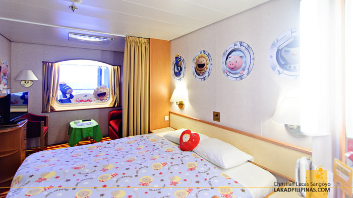 Kiddie Room at the Star Cruises Superstar Aquarius