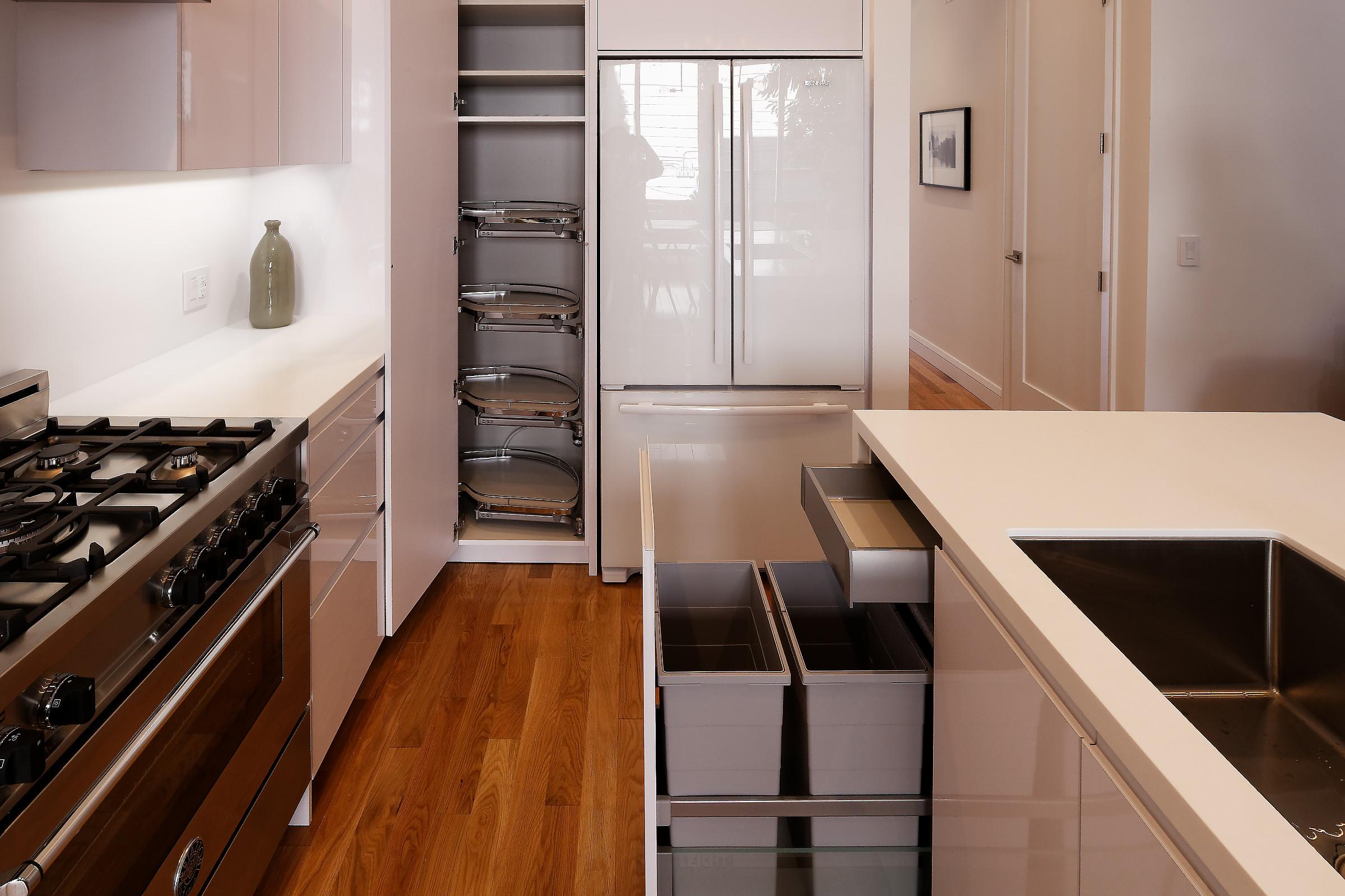 Modern Kitchen Unit a. projects - 001li kitchen