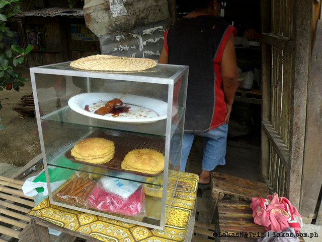 Pancakes for 5 Pesos/piece at the Highway Intersection to Kalubihon Falls in Brgy. Dalipuga, Iligan City, Philippines