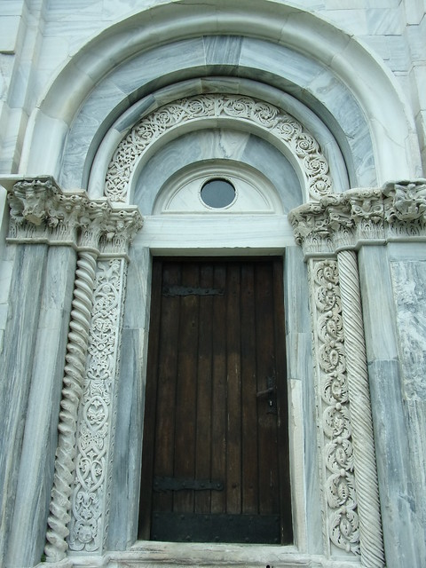 South Portal, Studenica Monastery, 12th Century