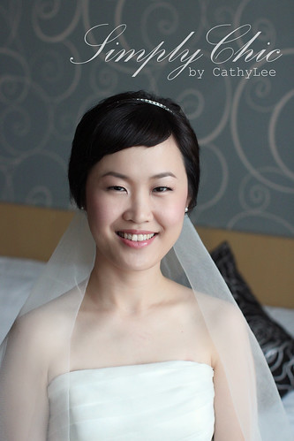 Suey Ling ~ Wedding Day