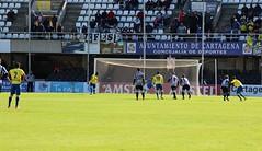 Segundo gol del Cádiz. Gol de penalti