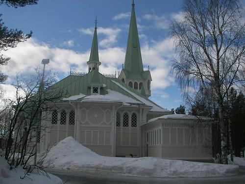 Visit Jokkmokk Church Jokkmokk Sweden - Jokkmokk sweden map
