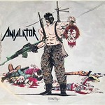 Anialator self-titled debut ep red vinyl