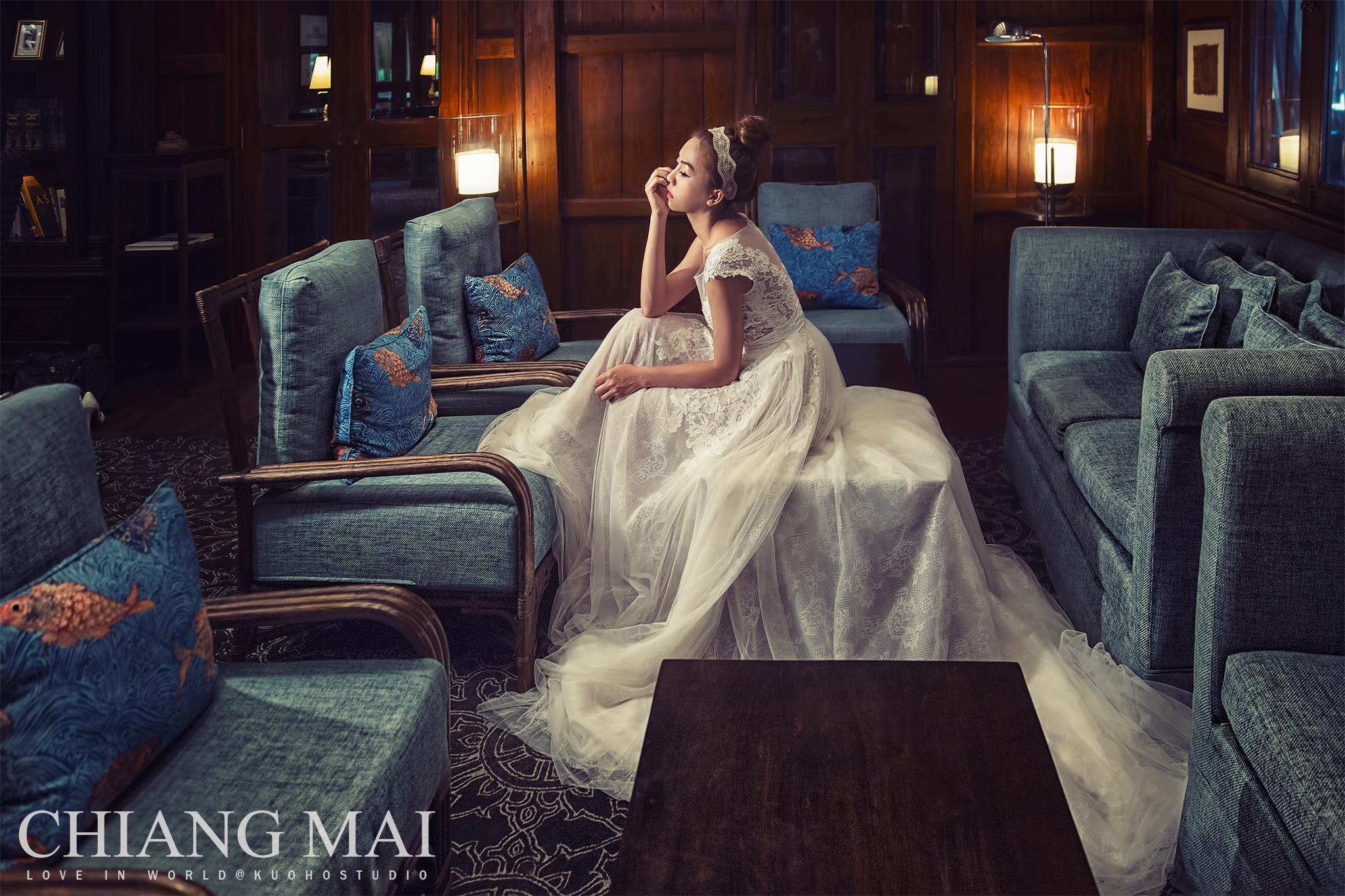 郭賀,郭賀影像,自助婚紗,自主婚紗,海外婚紗,愛情蔓延,郭賀慢慢走,清邁,清邁婚紗,Chiang Mai