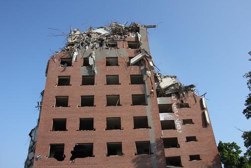Abandonned house, Detroit