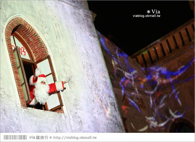 【萬金教堂】屏東萬金教堂聖誕季~3D光雕秀+耶誕地景藝術/全台最濃耶味小鎮!60