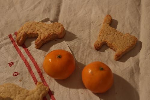 {Recette} Biscuits sablés de Noël