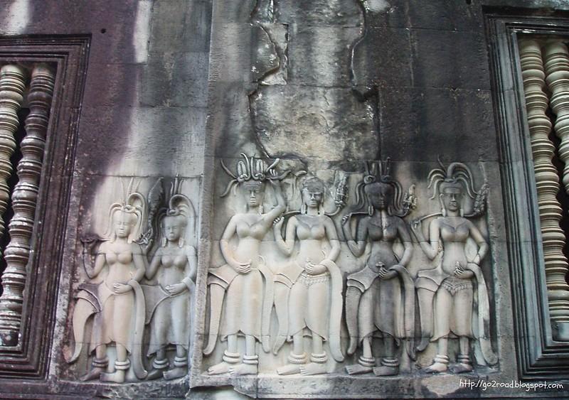 Аспары Камбоджа