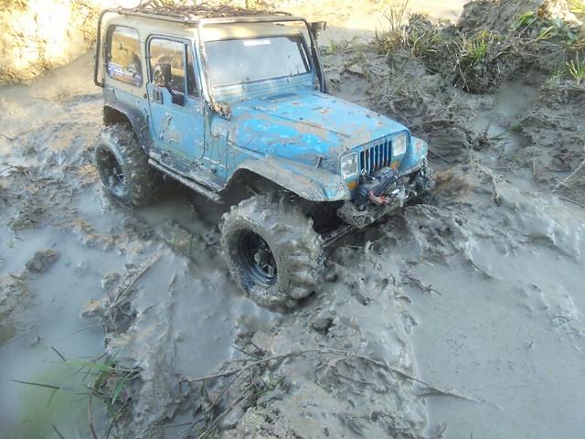 Jeep Wrangler YJ RcModelex 16060211968_306de4b87a_z