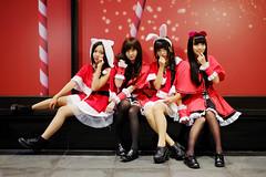 四模聖誕外拍