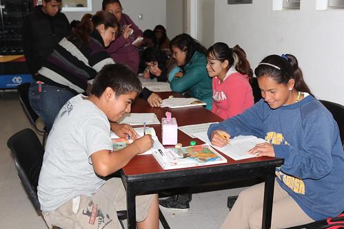Continúan actividades en los centros comunitarios durante época Decembrina