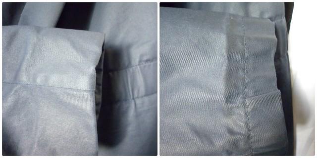 coat sleeves