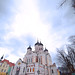 Morning Tallin Church by Pavel_Diabkin