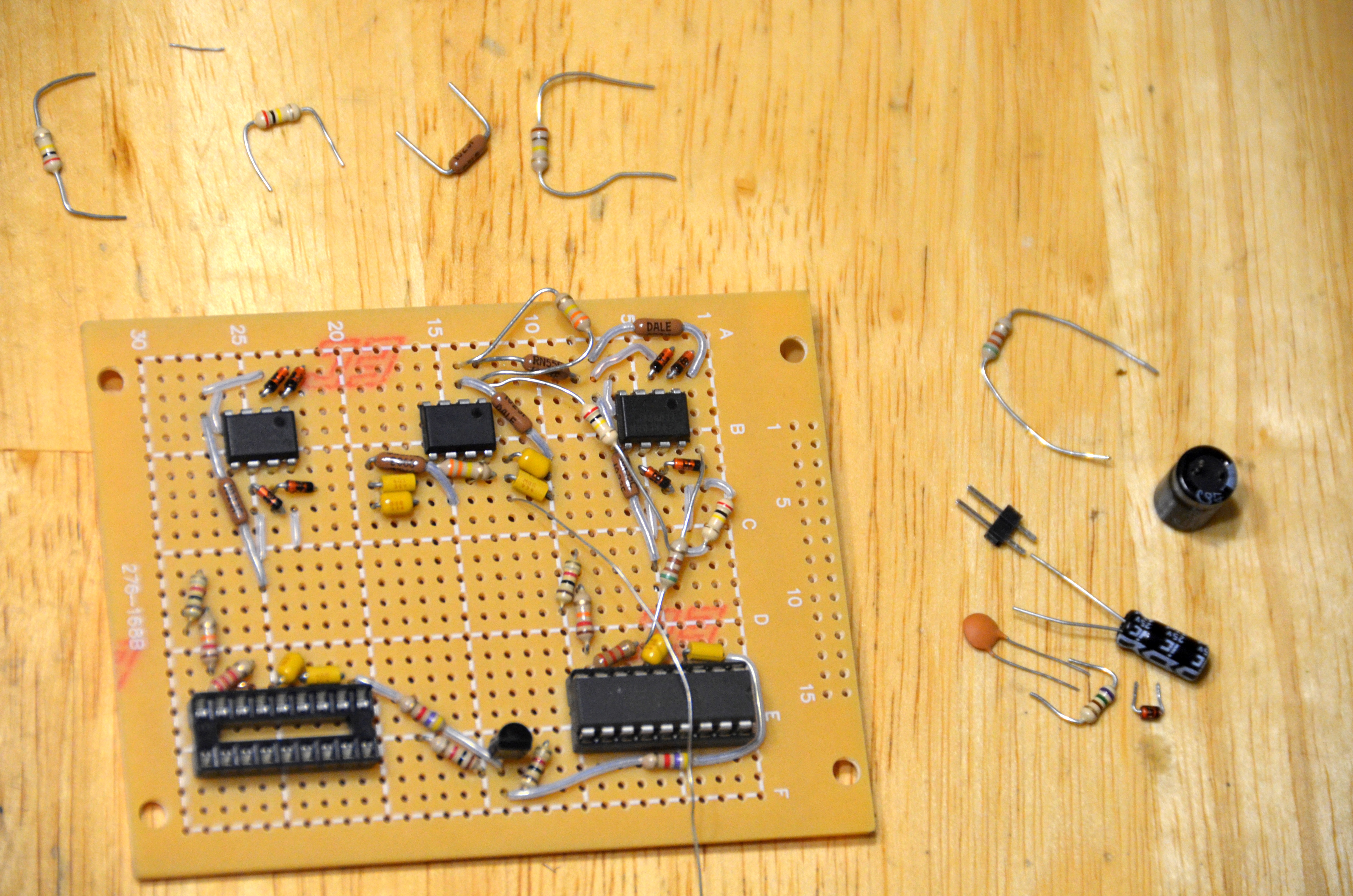 M70 Led Meter Mod Page 2 Restorations Customizations Boomboxery Project Cell Phone Detector Circuit On Breadboard Youtube 16096143350 7944a75087 O