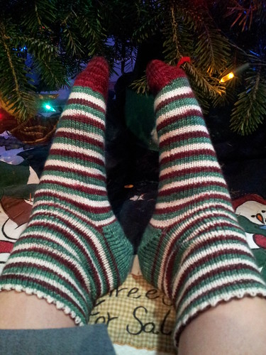 Christmas Socks