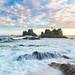 Stormy Surf at Minokake-rocks [Explore] by -TommyTsutsui- [nextBlessing]
